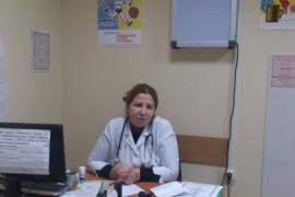 Пульмонологический кабинет. Устарханова Издаг Ниматулаевна