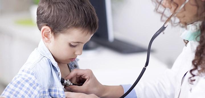 Внебольничная пневмония у детей