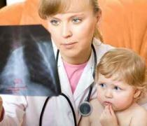 Современные особенности внебольничных пневмоний у детей раннего возраста