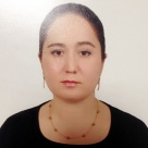 Алиджанова Аида Тофиковна